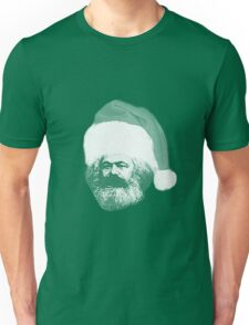 Santa for the working people Unisex T-Shirt