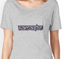 Namaste Women's Relaxed Fit T-Shirt