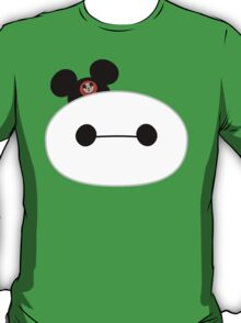 Baymax Head with Mickey Mouse Ears T-Shirt
