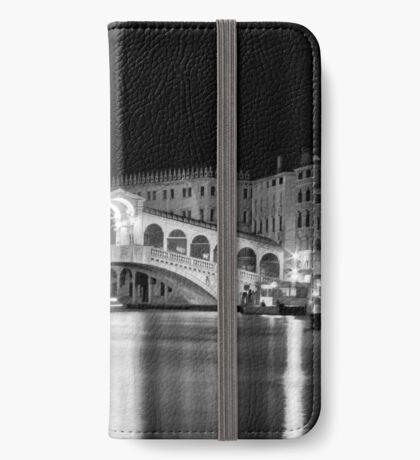 Venice by Night II iPhone Wallet/Case/Skin