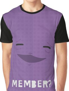 Member Berry! South Park Graphic T-Shirt