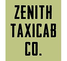 Zenith Taxicab Co. Photographic Print
