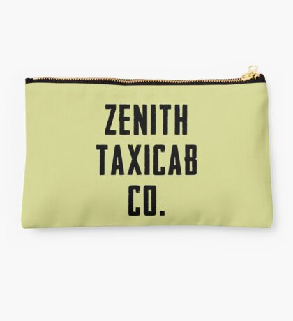 Zenith Taxicab Co. Studio Pouch