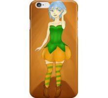 Happy Halloween- Sayaka Miki iPhone Case/Skin