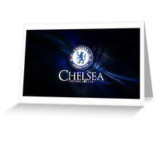 chelsea team Greeting Card