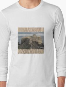 The steep and winding path Long Sleeve T-Shirt