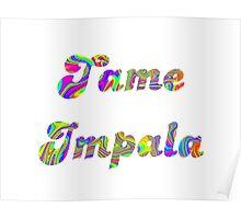 Tame Impala Logo Poster