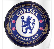 chelsea the blues Poster