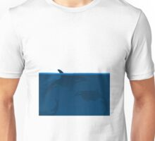 Hunting of whales Unisex T-Shirt