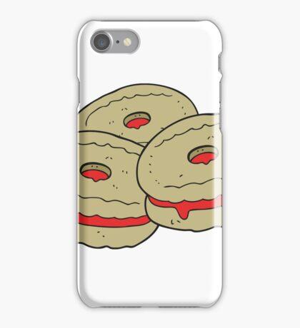 cartoon biscuits iPhone Case/Skin