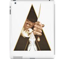 A Shaqwork Orange  iPad Case/Skin