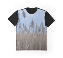Phragmites - Common Reed | Fire Island, New York Graphic T-Shirt
