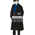 I AM SHERLOCKED by cooliounicorn