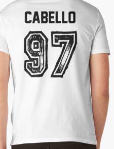 Cabello '97 Mens V-Neck T-Shirt