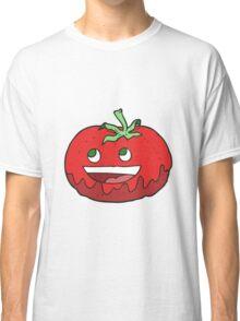cartoon tomato Classic T-Shirt
