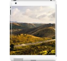 Nature from a different perspective iPad Case/Skin
