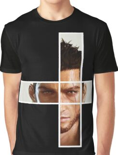 Gladiolus FFXV Graphic T-Shirt
