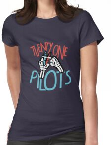 21 Pilots Womens Fitted T-Shirt