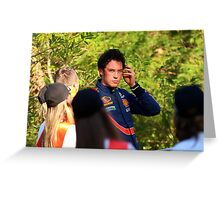 Thierry Neuville Greeting Card