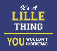 It's A LILLE thing, you wouldn't understand !! by satro