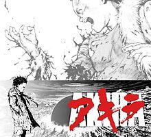 Akira by SKTCHY