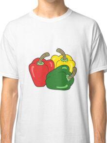 cartoon peppers Classic T-Shirt
