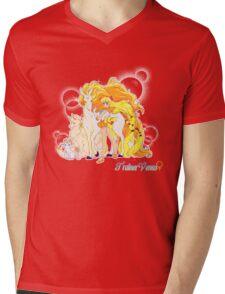 Pretty Guardian Trainer Venus Mens V-Neck T-Shirt