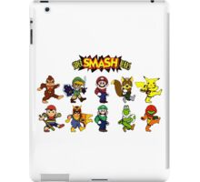 Super Smash Bears iPad Case/Skin