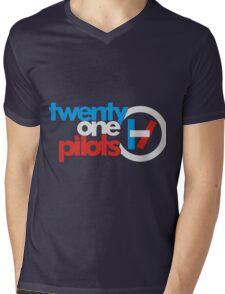 21 Pilots Mens V-Neck T-Shirt