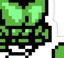 Green Abobo Sticker