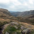 Greenup Edge, Lake District National Park, England by GeorgeOne