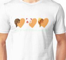 Better than Waffles Unisex T-Shirt