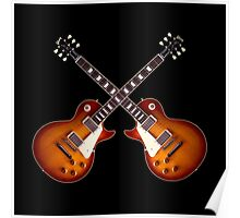 Old Les Paul 1959 Poster