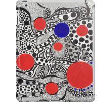 Flying Dots iPad Case/Skin
