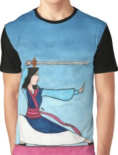 Mulan Graphic T-Shirt