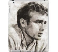 James Dean Hollywood Legend iPad Case/Skin