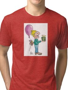 Gift for you - and one in reserve Tri-blend T-Shirt