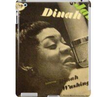 Dinah Jams iPad Case/Skin