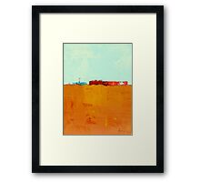 Field765 Framed Print