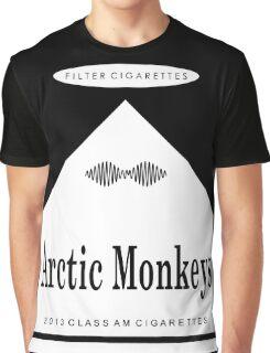 Arctic Monkeys Marlboro Pack Graphic T-Shirt