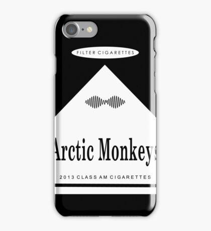 Arctic Monkeys Marlboro Pack iPhone Case/Skin
