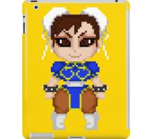 Street Fighter Pixel Cuties - Chun-Li iPad Case/Skin