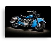 1948 Indian Chief Canvas Print