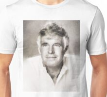 George Peppard, Actor Unisex T-Shirt