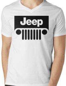 Jeep Mens V-Neck T-Shirt