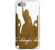 the schuyler sisters iPhone Case/Skin