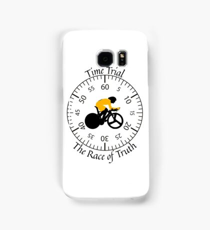 Time Trial - Race Against the Clock Samsung Galaxy Case/Skin