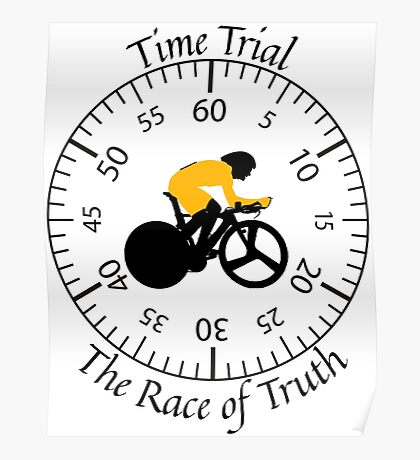 Time Trial - Race Against the Clock Poster