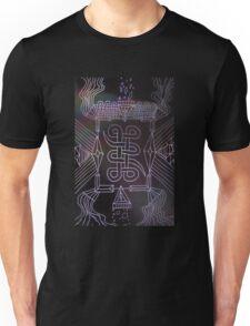 Crosswerved Unisex T-Shirt