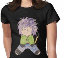 LionChibi Womens Fitted T-Shirt